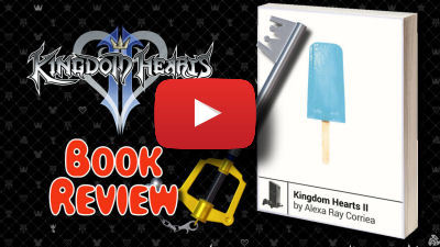 Kingdom Hearts 2 Boss Fight Books book review