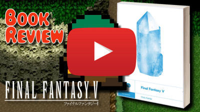 Final Fantasy V Boss Fight Books book review