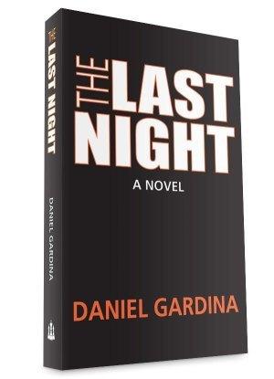 The Last Night by Daniel Gardina book cover