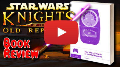 Star Wars: Knights of the Old Republic Boss Fight Books book review