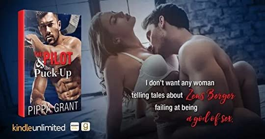The Pilot and The Puckup is LIVE! – Pippa Grant Romantic Comedies