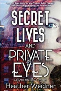Secret Lives and Private Eyes by Heather Leigh Weidner 1