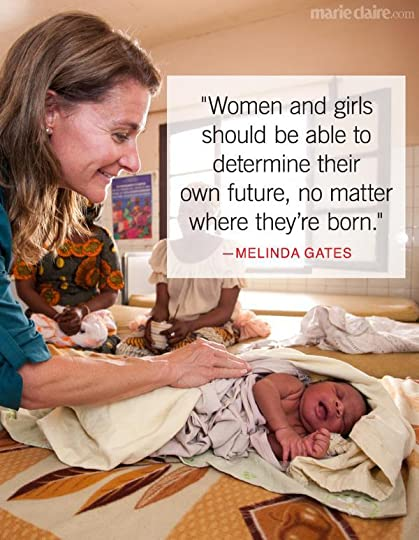 Image result for melinda gates quotes