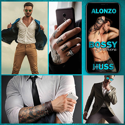 Bossy Brothers Alonzo by JA Huss