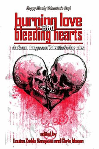 Image result for Burning hearts anthology