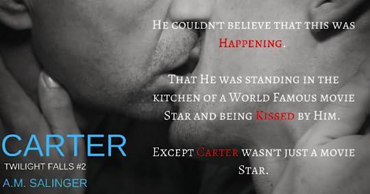 Carter by AM Salinger