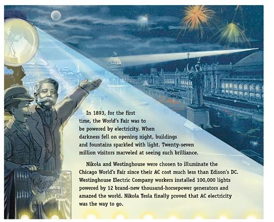 Αποτέλεσμα εικόνας για Bright Dreams: The Brilliant Ideas of Nikola Tesla