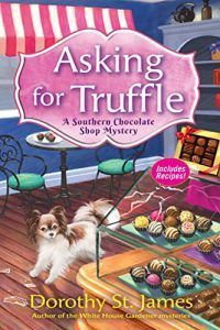 Asking for Truffle by Dorothy St. James 1