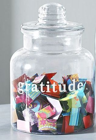 gratitude jar - Google Search