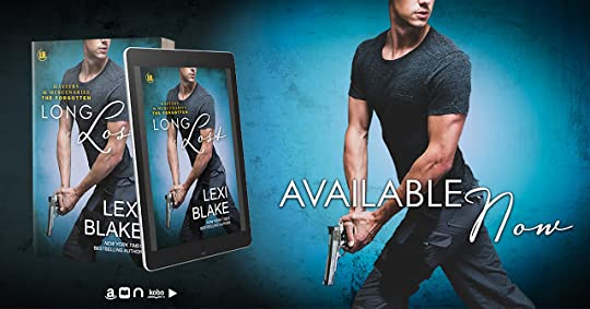 long lost by lexi blake