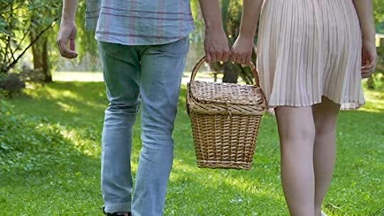 Image result for wicker picnic basket with lid