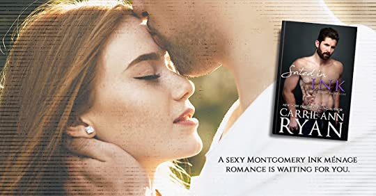 Sated in Ink (Montgomery Ink: Boulder, #2) by Carrie Ann Ryan
