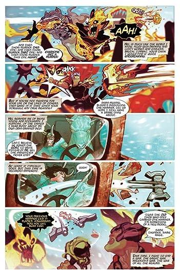 God Of Thunder Reborn by Jason Aaron 9781302912895Brand New Thor Vol 1