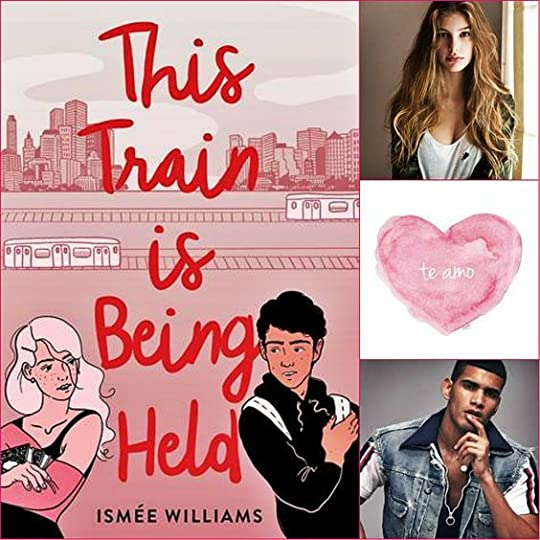 This Train Is Being Held By Ismee Amiel Williams