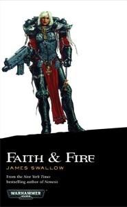 Warhammer 40,000 Sisters of Battle Faith & Fire
