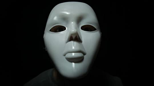 Masked person