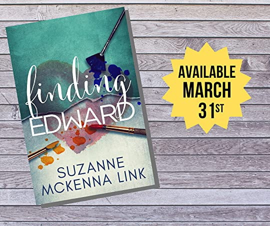 Finding Edward Cover & Presale (1)