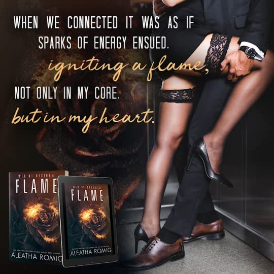 flame by aleatha romig