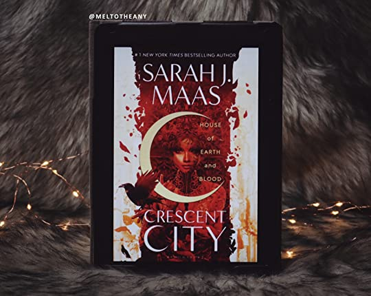 House Of Earth And Blood Crescent City 1 By Sarah J Maas
