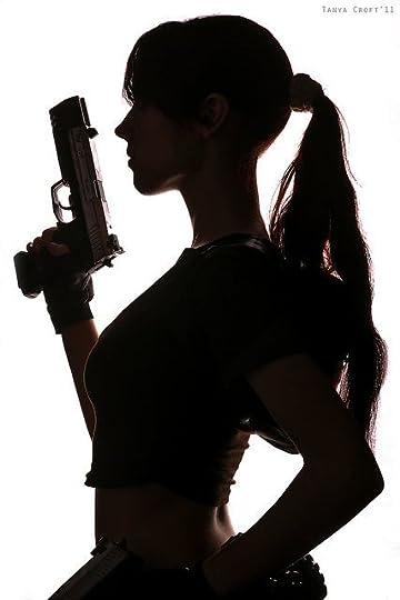 Lara Croft Cosplay by TanyaCroft, via Flickr