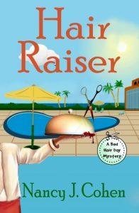 HAIR RAISER by Nancy J Cohen 2