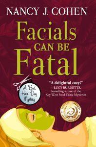 Facials Can Be Fatal by Nancy J Cohen 13