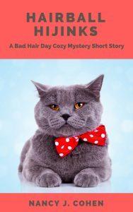 Hairball Hijinks by Nancy J Cohen 14.5