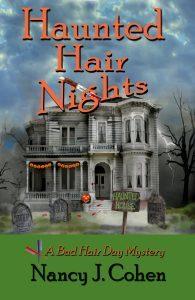 Haunted Hair Nights by Nancy J Cohen 12.5