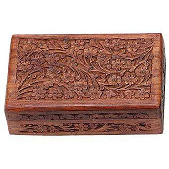 carved box - Google Search
