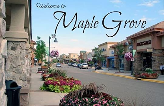 welcome to maple grove - Google Search