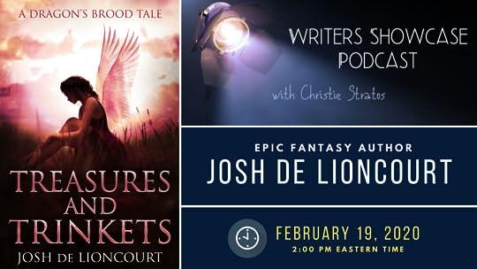 Josh de Lioncourt on the Writers