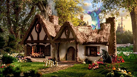 Image result for snow white's cottage