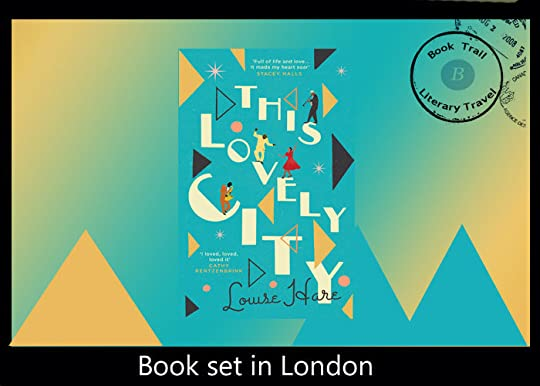 this lovely city booktrail