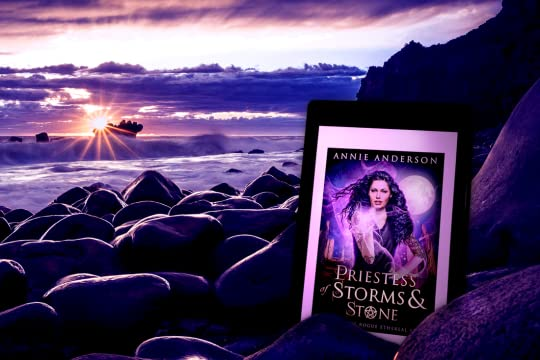 Priestess of Storms & Stone (Book 5 of the Rogue Ethereal Series