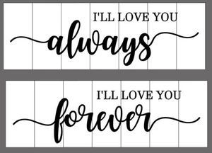 I'll love you forever - Google Search