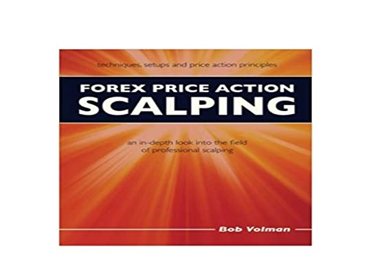 forex price action scalping bob volman pdf free download