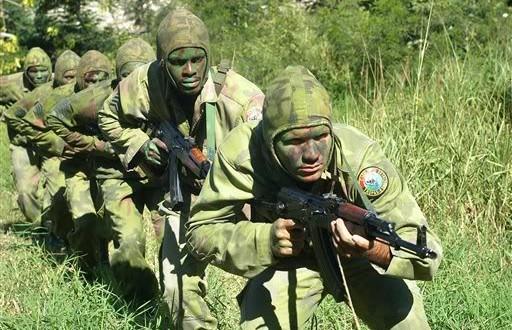 Guerilla Soldiers