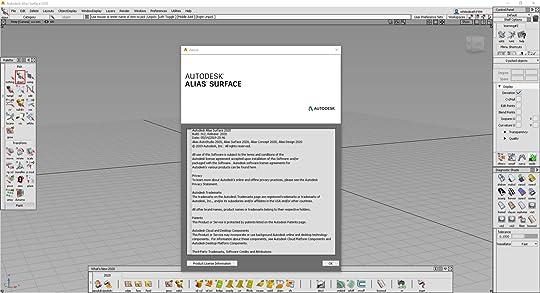 Autodesk Alias Surface 2020 Buy Key