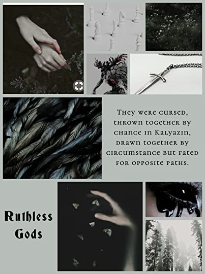 Ruthless Gods Characters
