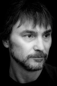 Novelist Andrew Barrett
