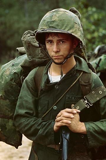 Viet Nam War, Soldier, Young, Man, Da Nang, 1965