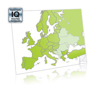 europe map download for tomtom Evilarion   TomTom Maps Western And Central Europe 2GB 900.4600