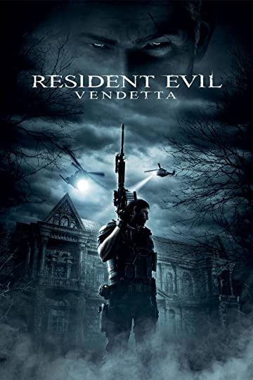 Eastrise Photography Resident Evil Degeneration 720p 31 Showing