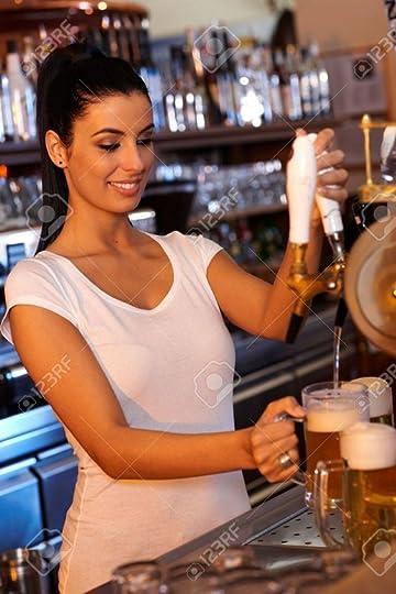 pretty female bartender - Google Search