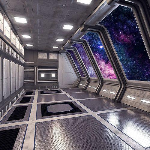 Endeavour Spaceship