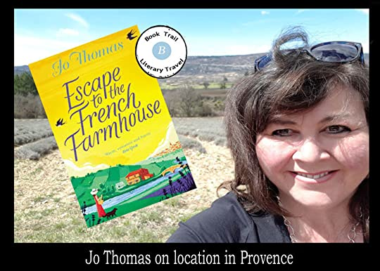 jp thomas escape to the french farmhouse