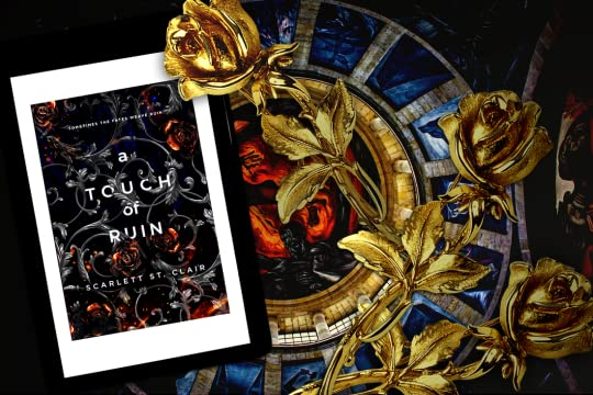 A Touch of Ruin (Hades & Persephone #2) by Scarlett St. Clair