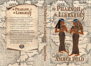 https://www.amazon.com/Pharaoh-Librarian-Amber-Polo-ebook/dp/B086V91H3S/