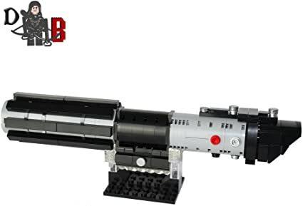 CUSTOM PDF Instructions WW2 WWII MORTAR KARL for LEGO® Bricks