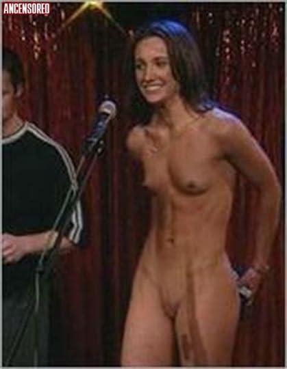 Naked gymnast The 6
